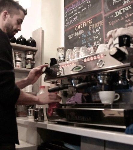 Gespecialiseerd in koffie